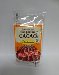 Préparation pour flan cacao 4x7g Lechampion