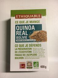 Quinoa real Bolivie BIO 400g
