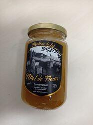 miel de fleurs 500 gr Miellerie du lac
