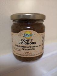 CONFIT D'OIGNONS 210G