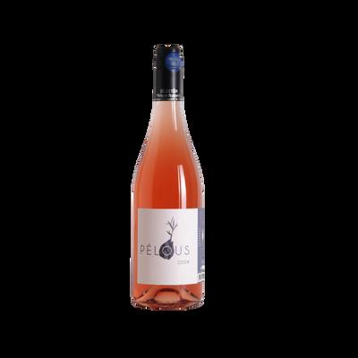 IGP des Cévennes rosé LE PELOUS 12° bouteille de 75cl