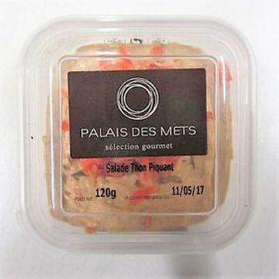 Salade Thon Piquant PALAIS DES METS,120g