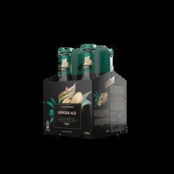 SCHWEPPES Héritage Ginger Ale, 4x20cl