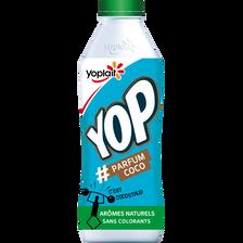 Yoplait Yaourt À Boire Sucré Aromatisé À La Noix De Coco Yop, 850g