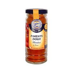 PIMENTS DOUX MOULUS 50G