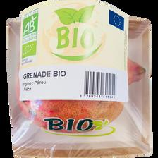 Grenade, BIO, Pérou, barquette 1 fruit