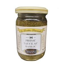 pistou sauce au basilic 21cl EPICURE Sélection