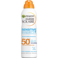 Brûme sensitive IP50 AMBRE SOLAIRE, spray de 200ml