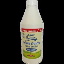 Crème fraîche fluide PETITE FRANCE, 1l