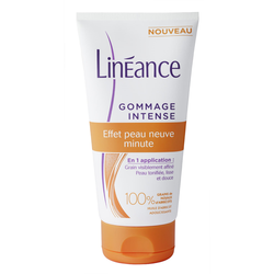 Soin gommage intense LINEANCE, tube de 150ml