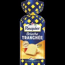 Pasquier Brioche Tranchée Tranche Gourmande , 450g
