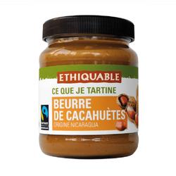 Beurre de cachuètes Nicaragua 350g