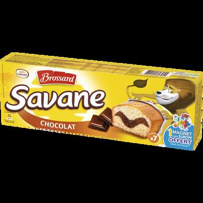 Mini marbrés au chocolat BROSSARD, x7, 189g