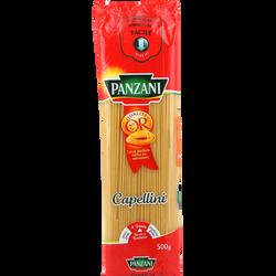 Pâtes fantaisie Capellini PANZANI, sachet de 500g