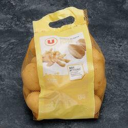 Pomme de terre Sirco, de consommation, U, calibre 50/75mm, cat.1, France, girsac 2,5kg