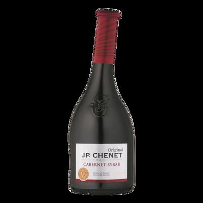 Vin rouge Pays d'Oc IGP Cabernet Syrah J.P CHENET, 75cl