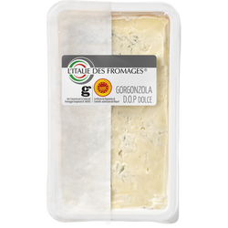 Gorgonzola dolce DOP 26%MG L'Italie des Fromages 200g