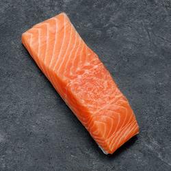 Pavé saumon fjords, trim D, U, cal.160/200g, a/peau & arêtes, élevé enNorvège