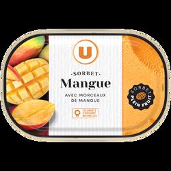 Bac mangue U, (1l) 650g