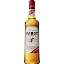 Paddy Irish Whisky , 40°, Bouteille 70cl
