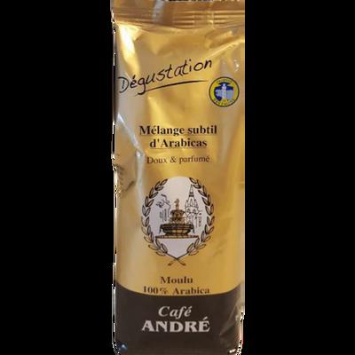 Café moulu dégustation André CAFE DU MENEZ BRE, 250g