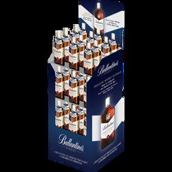 Scotch Whisky BALLANTINES Finest, 40°,  70cl
