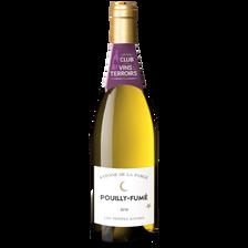 Illy Club Des Vins & Terroirs Pou Fumé Aop Blanc