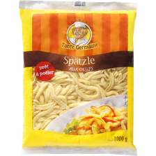 Spaetzle aux oeufs frais, TANTE GERMAINE, 1kg