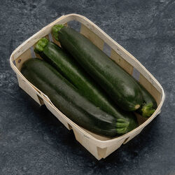 Courgette, BIO, calibre 14/21, France, Barquette 1kg