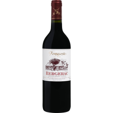 Vin rouge AOP Bergerac Fonsecoste U, 75cl
