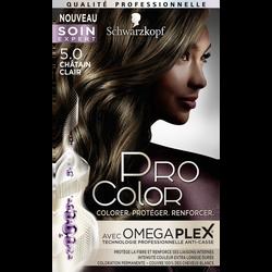 Coloration PRO COLOR, châtain clair 5.0