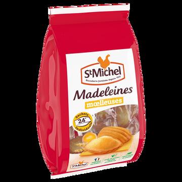 St Michel Madeleines Coquilles Aux Oeufs De Plein Air St Michel, X24, 600g