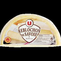 demi Reblochon de Savoie fruitier AOP lait cru 27% de MG U, 250g