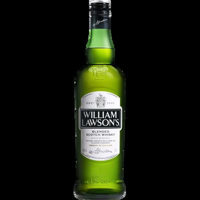Scotch whisky Blended WILLIAM LAWSON'S, 40°, bouteille de 70cl
