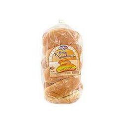 Ti' Pain Sandwich BIG'IN, 8 unités, paquet de 350g