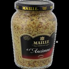 Moutarde à l'ancienne MAILLE, bocal de 380g