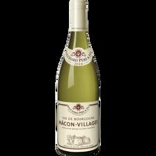 Mâcon Villages blanc Bouchard Père et Fils, bouteille de 75cl