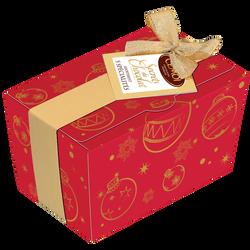 Paquet cadeau CEMOI, ballotin 200g