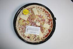 PIZZA TARTIFLETTE - FABRICATION MAISON