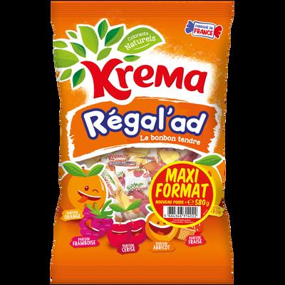 KREMA regalad maxi format 580g