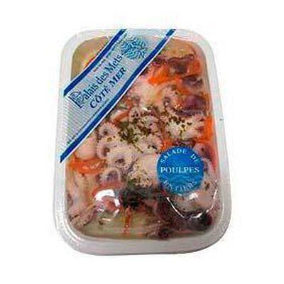 Salade de poulpes entiers PALAIS DES METS, 200g