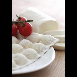 Ravioli tomate mozzarella olives PERRIN, 300g