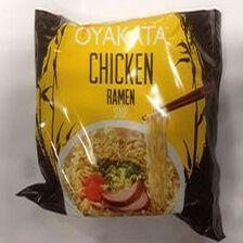 Soupe instantanée aux nouilles saveur poulet Ajinomoto, 83g