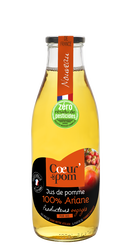 PUR JUS POMME ARIANE ZRP 75CL