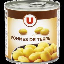 Pommes de terre U, boîte 1/2 de 265g