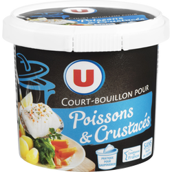 Court bouillon U, pot de 100g