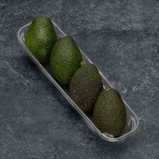 Avocat Hass affiné, calibre 30, Brésil, barquette 4 fruits