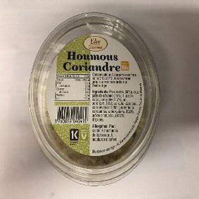 HOUMOUS CORIANDRE 200g CASHER