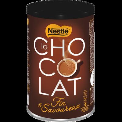 Poudre chocolatée instantanée NESTLE, 500g