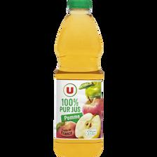 Pur jus de pomme U, bouteille de 1,5l